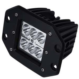 1 مجموعة 4 بوصة 18W المصابيح العمل ضوء بار ل مؤشرات دراجة نارية القيادة الطرق الوعرة قارب سيارة جرار شاحنة القيادة العمل سيارة LED مصباح