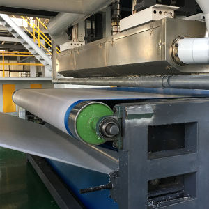 pp spunbond fabric making machine Polypropylene Meltblown Nonwoven Fabric Manufacturing meltblown machine