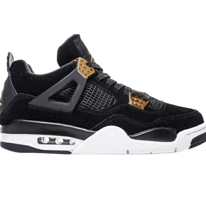 High-top Jordan 4 Basketball Shoes Men's Cushioning Light Basketball Sneakers Zapatillas Deportiva Retro Original