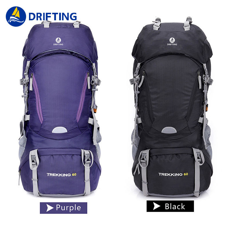 Wholesale Camping Hiking Backpack Sports Bag Outdoor Travel Backpack Trekking Mountaineering Climbing Equipment Men Women