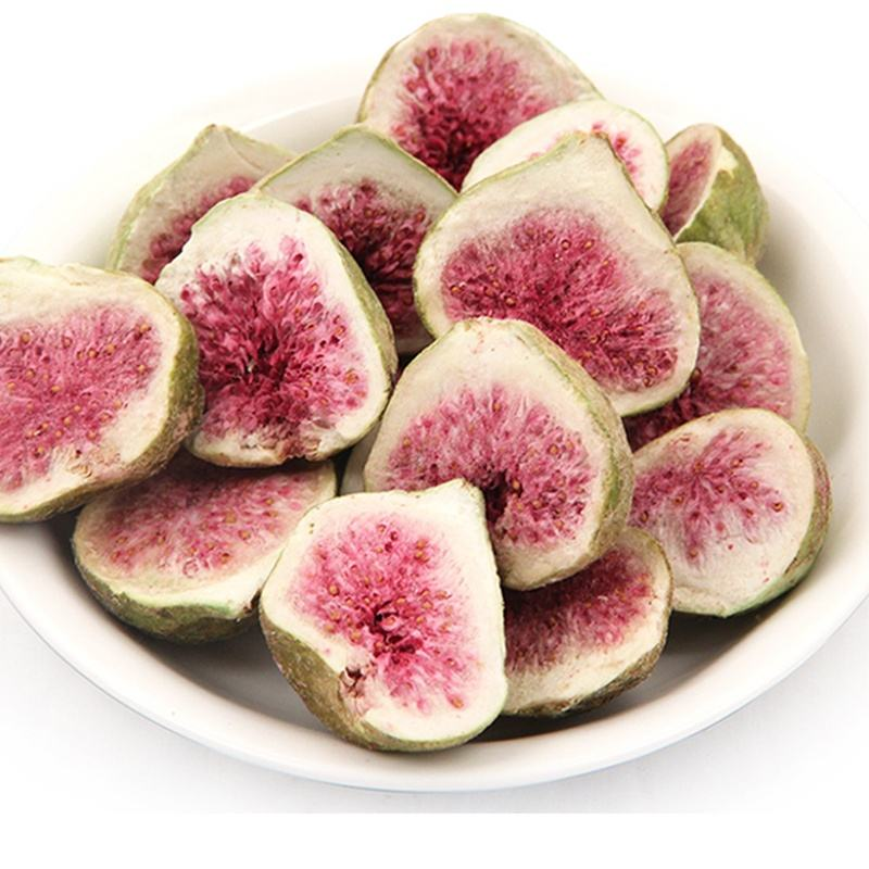 TTN Hot Sales Freeze Dried Sweet Fig Fruit Price