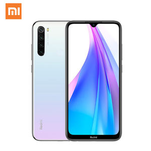 Xiaomi Redmi Note 8T 4GB 64GB with Snapdragon 665 Octa Core Smartphone 6.3 48MP Quad Rear Camera
