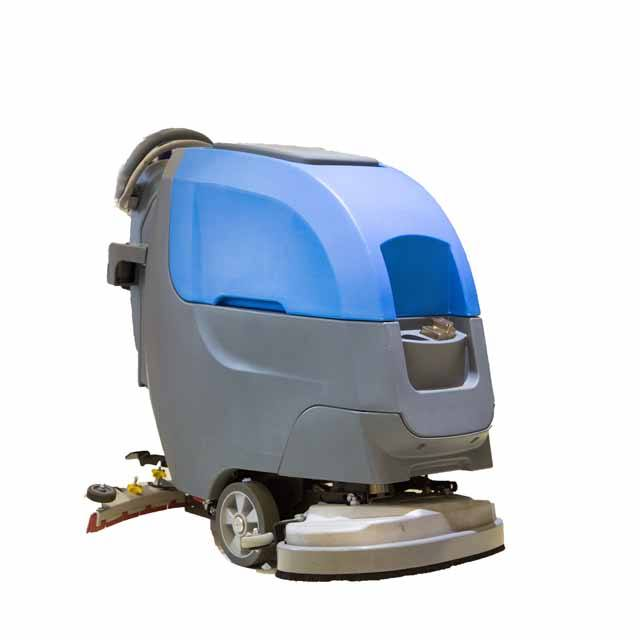 JH-610 Floor Scrubber Dual-brush Floor Tile Cleaning Machine