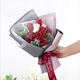Best Teachers Valentines Day Gift Long Lasting Preserved Forever Artificial Roses Bouquet