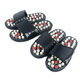 New Style Fashion Fitness Acupressure Indoor Flat Summer Men Reflexology Message Slippers