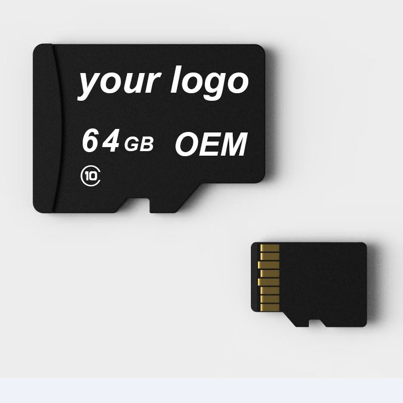 flash memory card 2020 new product wholesale tf card 2gb 4gb 8gb 16gb 32gb 64gb 128gb 256gb sdcard memory card game