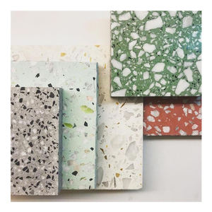 Chinese manufactures cheap price terrazzo tiles for countertop