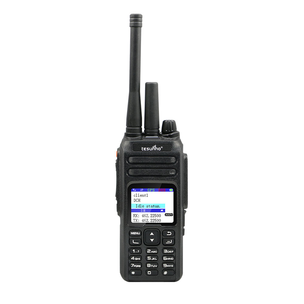 TESUNHO TH-680 3g WCDMA Long Range Walkie Talkie Mit GPS