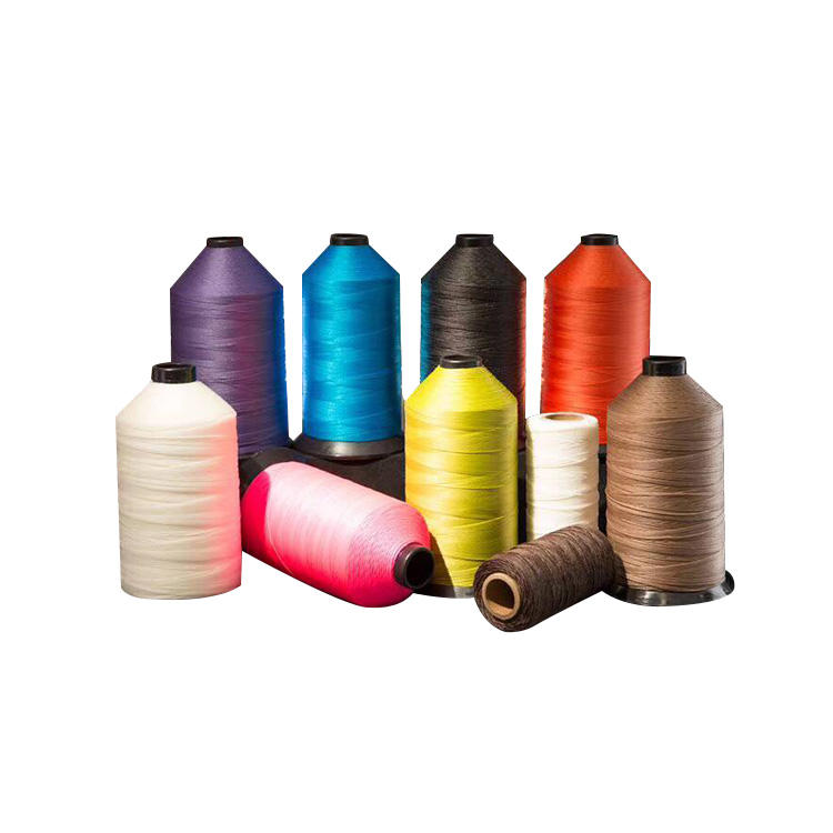 China Manufacturer Cheapest 100% Wholesale <span class=keywords><strong>Aramid</strong></span> Suppliers 100% Spun Polyester real gold Sewing Thread