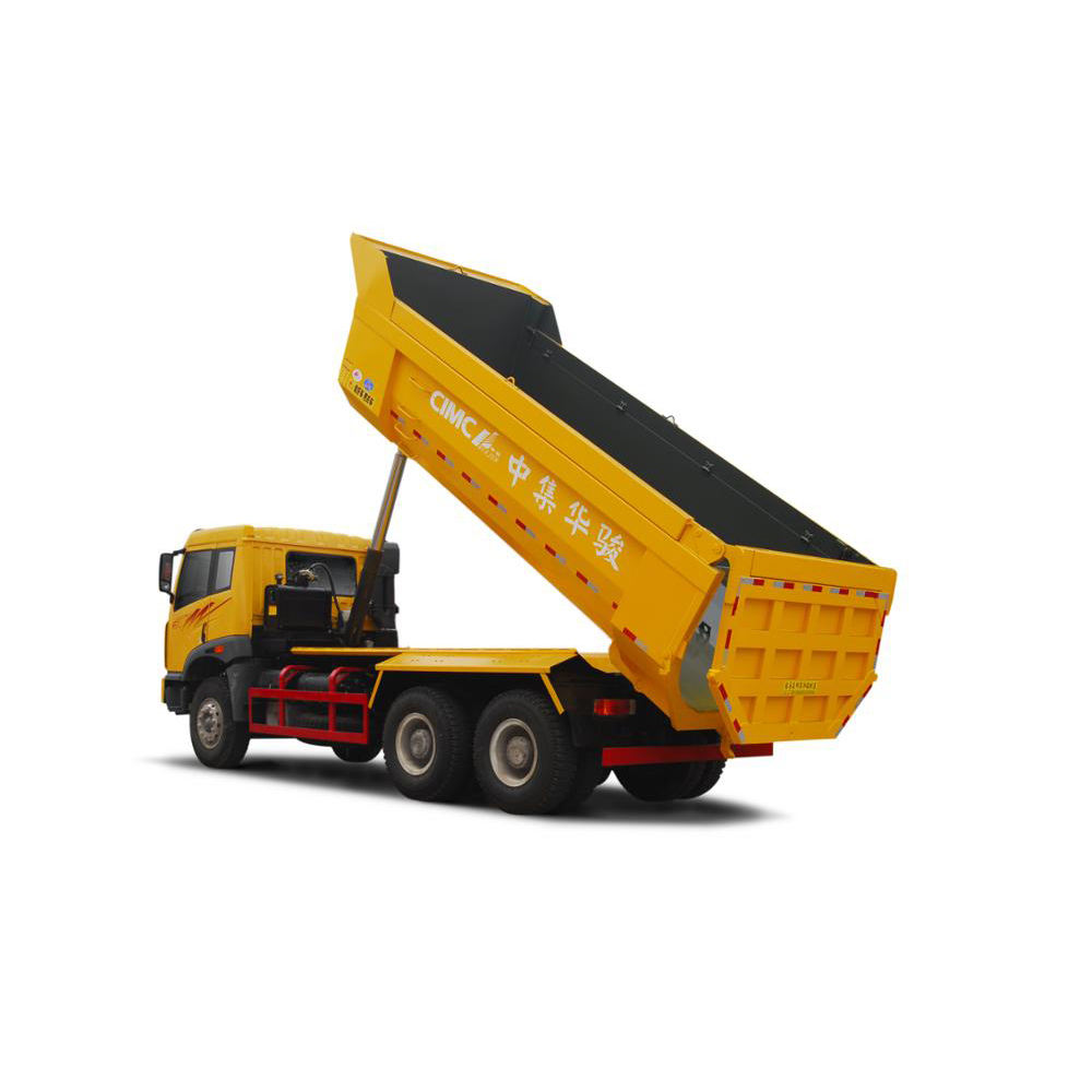 40T 6*4 front lifting Dump Tipper Truck for sale