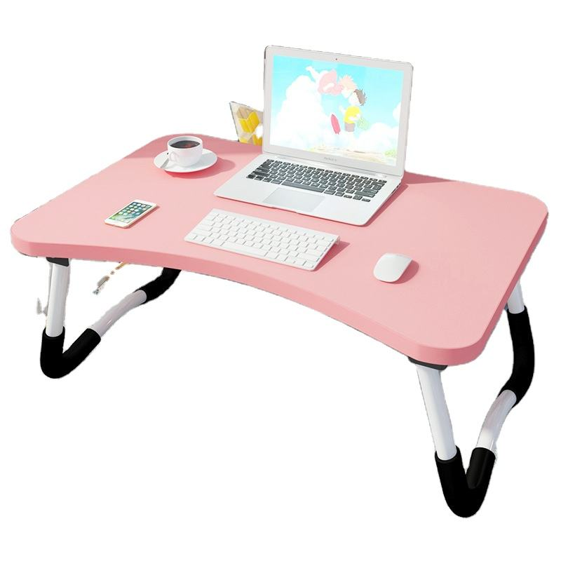 DK017 bed use laptop table comfortable modern design folding laptop computer desk