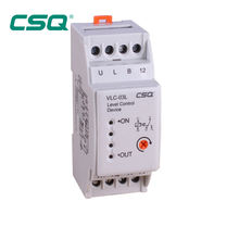 Overcurrent CE 3 phase  liquid level relay water level controller 220V AC  industrial probes for liquid level control relay