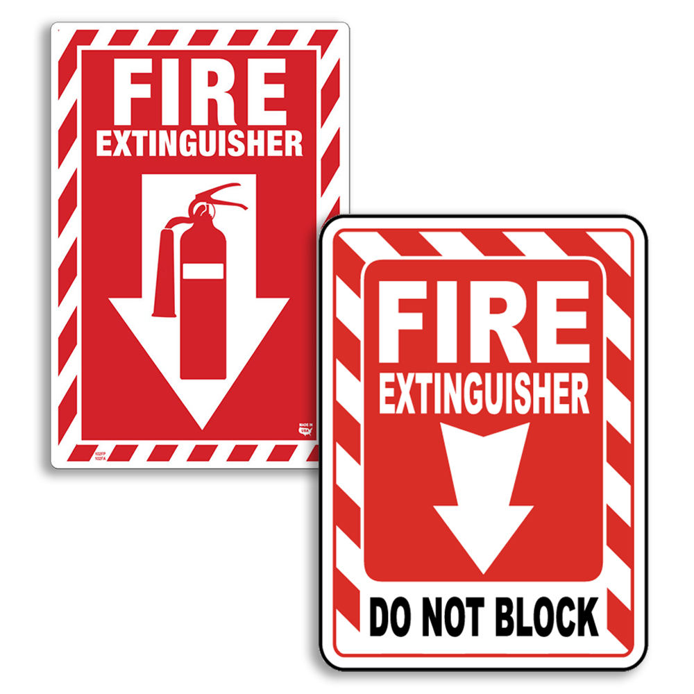fire extinguisher signs printable fire fighting signs fire safety