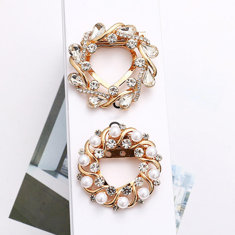 Hot Sale Luxury High-end Women Brooch Pin With Different Fashion Style