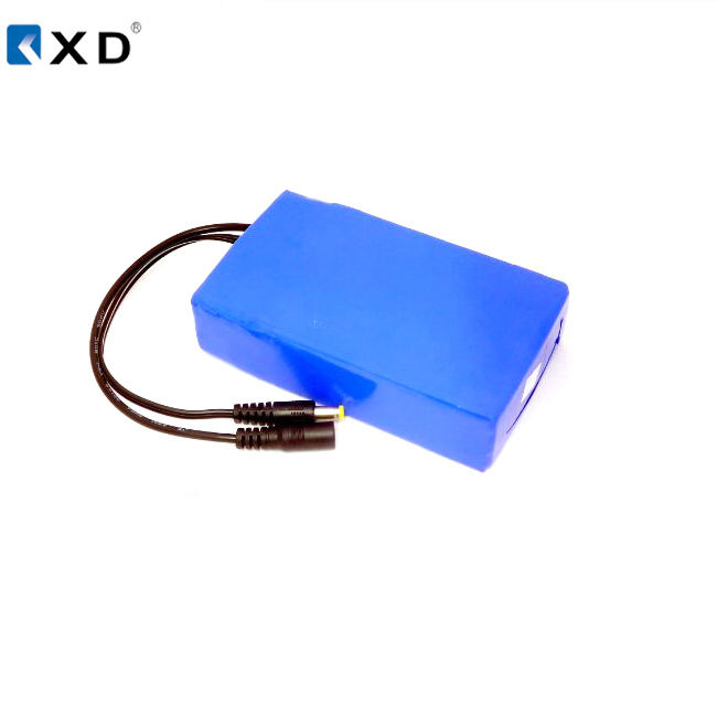 Rechargeable lipo battery 12v 4ah for dc motor
