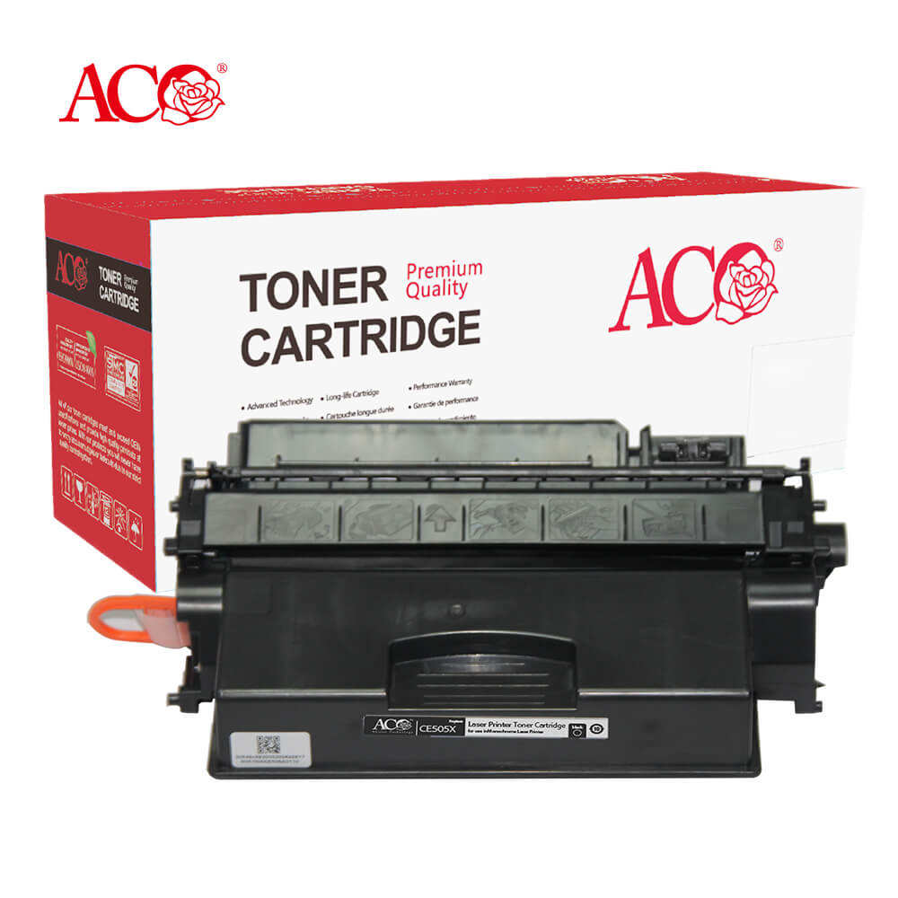 ACO Pabrik Grosir Hot Toner For HP Premium Kompatibel 05X 12X 18A 30A 49A 53A 55A 79A 80A 83X 88X toner Cartridge