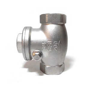 butt welded lift check valve pvc vertical horizontal flanged wafer check valve