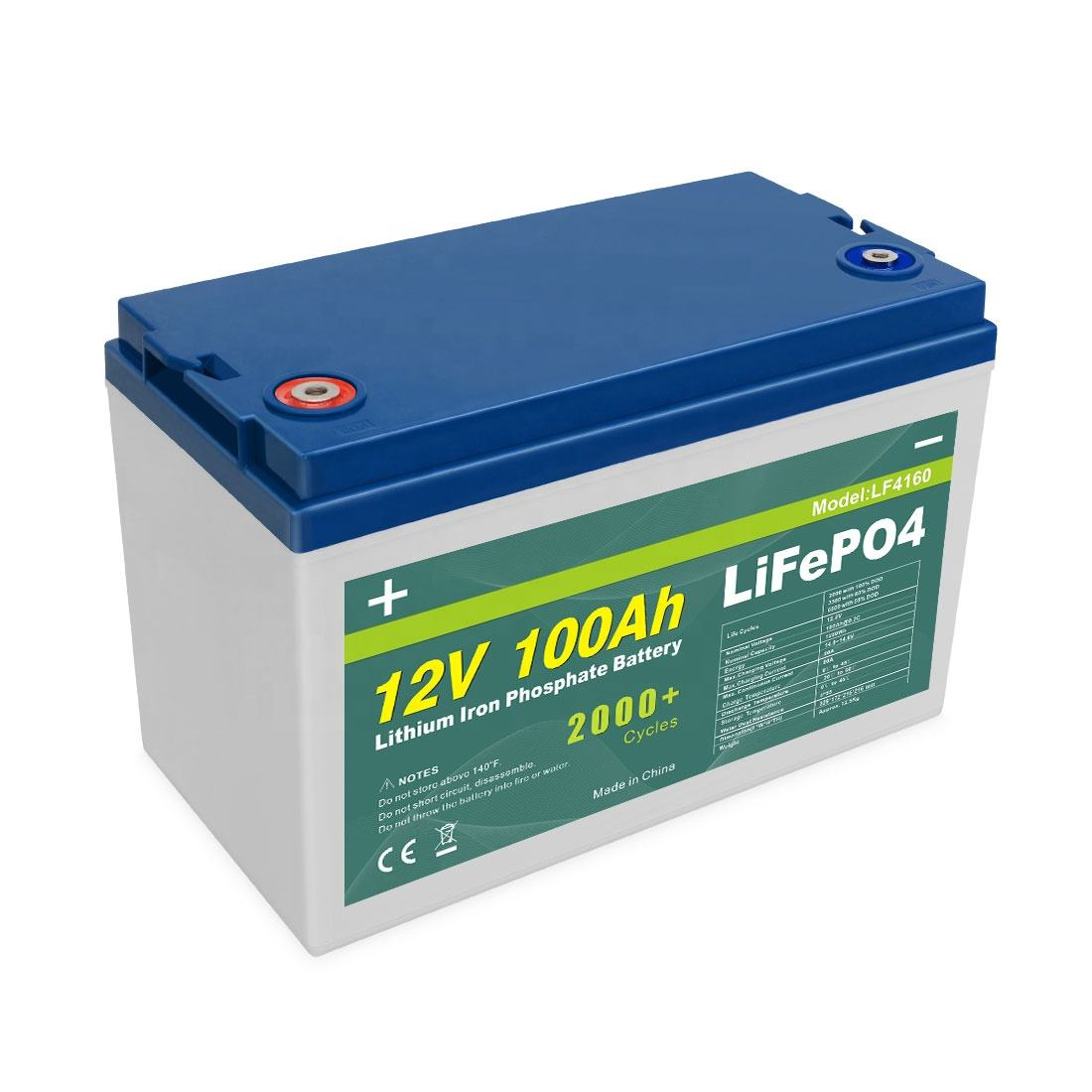Yabopower LiFePO4 <span class=keywords><strong>Batterij</strong></span> 12V 24V 36V 48V 24ah 36ah 50ah 60ah 100ah 150ah 200ah 300ah Diepe cyclus Lithium Ion <span class=keywords><strong>Batterij</strong></span> 12V