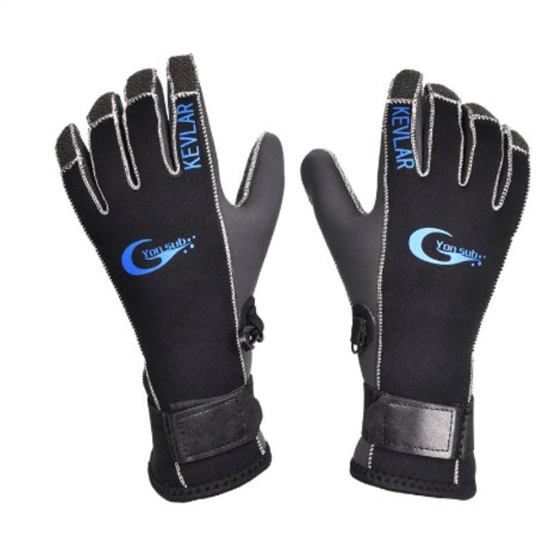 High quality hunting neoprene scuba diving & spearfishing gloves