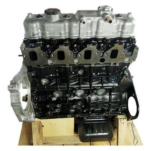 JX493ZLQ4 2800cc 80KW ISUZU 4JB1 4JB1T truck auto parts motor long block engine