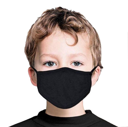 Custom washable anti dust kids cotton facemask dust air pollution