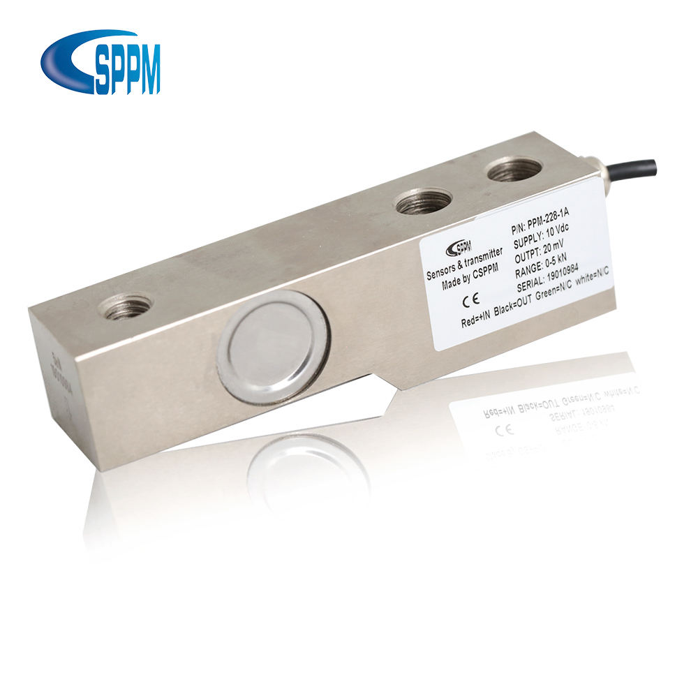 High Quality PPM 228-1A Load Cell 300kg 500kg for Truck Scale from China Factory