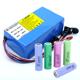 Rechargeable Lithium Battery Pack 12V 24V 36V 48V Li Ion 18650 Battery For Wholesale