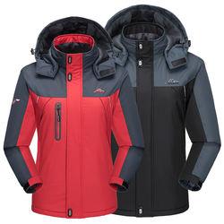 Fashion Casual Outdoor Waterproof Winter Crane Men Women Summit Ski Jacket with Hood