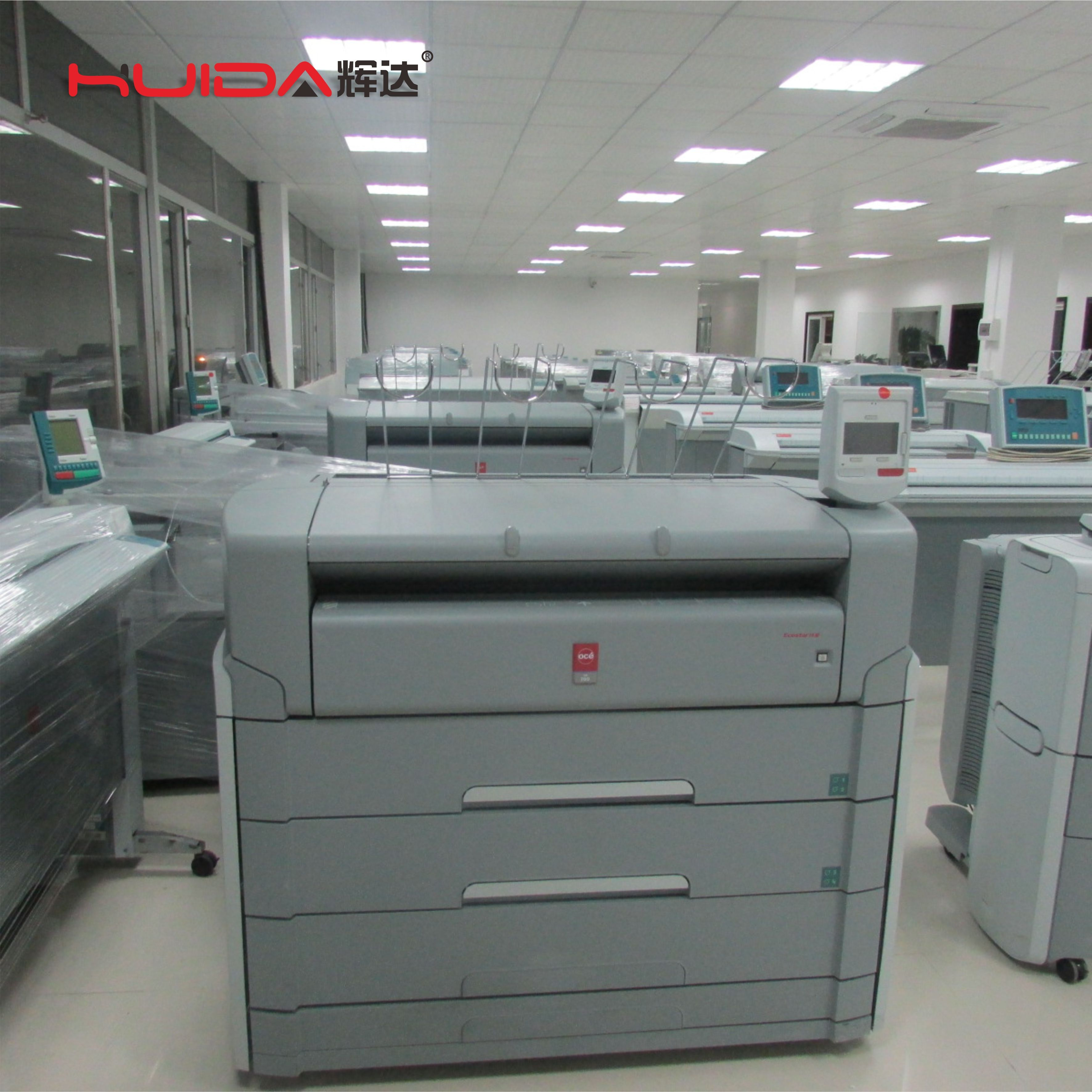 High speed production wide format used printer for oce tds 750