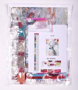 5d DIY Patterns Embroidery Acrylic Diamond Painting Kits for Adults