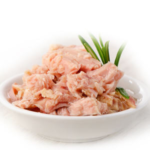 wholesale 140g best tunisia brands canned tuna in water sun bell kosher canned solid tuna fish price with halal