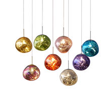 New design modern indoor lighting ceiling hanging led pendant lamp
