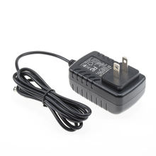 Factory price UL listed usa plug power supply 12v 1a adaptador 12v 1a charger for charging li-ion battery