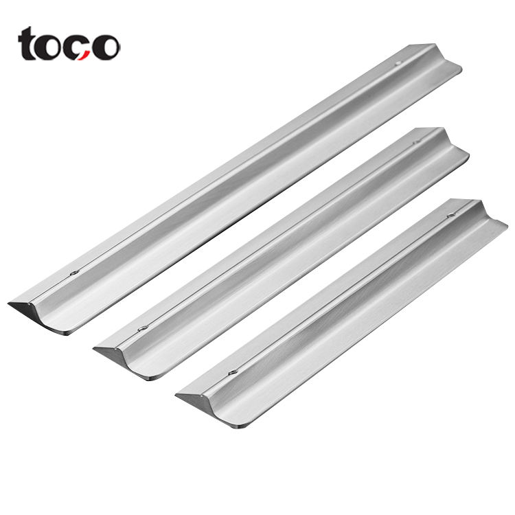 TOCO embedded cabinet door pull handle edge handle furniture door schlage cabinet furniture handle hardware