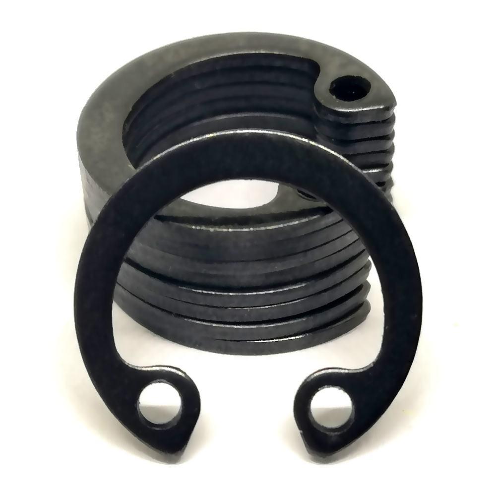 50 pcs DIN 472 Metric M39 Stainless Spring Steel Internal Retaining Rings