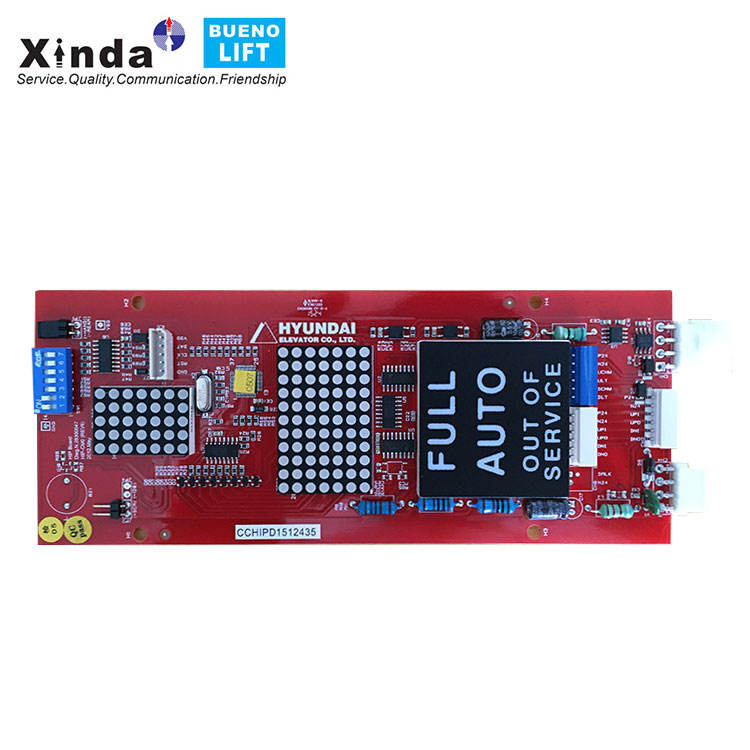 Hyundai Lift Display Board HIPD-CAN V3.2 Machine Pcb Board Voor Lift Control Board Panel
