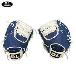 DL Custom Baseball Gloves Catcher Mitt High Quality All Cowhide Leather  Gloves 32  inch  Support Custom
