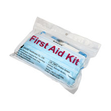 Logo Custom Promotion Protective First Aid Kit with Gloves