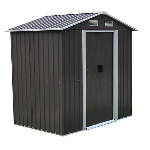 Modern cheap galvanized garden shed / metal shed for sale