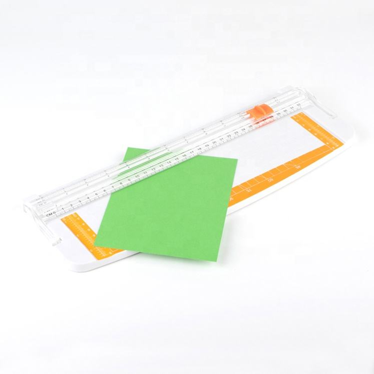 Office stationery guillotine paper trimmer scrapbook cutter children and circle DIY manual
