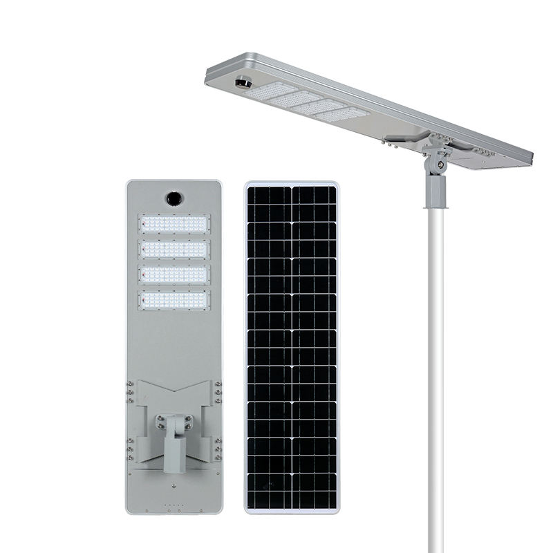 Alltop Outdoor 200W Solar Charger Led Solar Road Lamp Waterdichte Led Lamp Met Zonnepaneel Smd Led Straat Licht