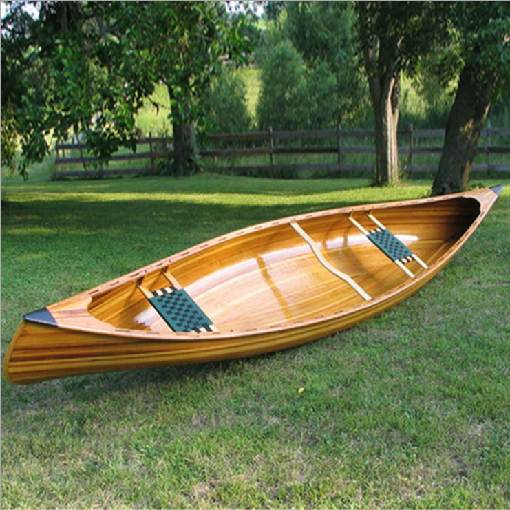 European rowing boat leisure sightseeing fishing boat canoe