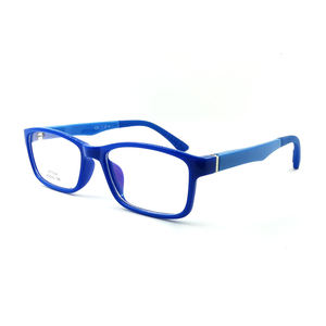 New trendy TR90 eyewear optical reading glasses kids spectacles frame in stock