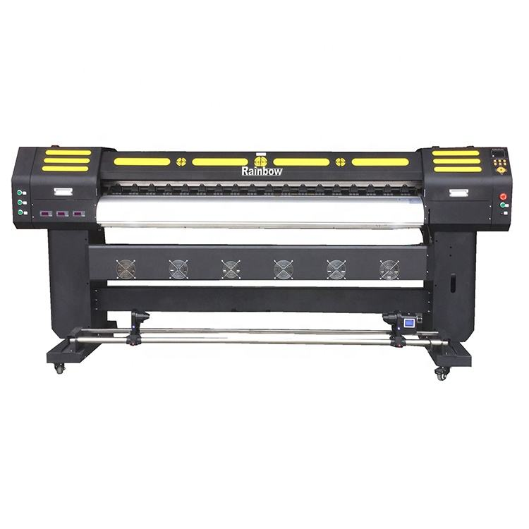Newest 1.9M TX800 DX8 heads digital 3d candle uv roll to roll printer