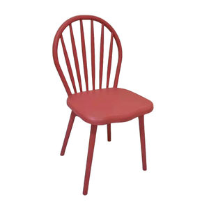 customized cheap price home furniture wholesale Colorful PP Plastic Stackable Chair