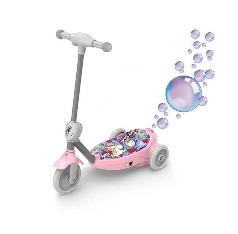 Hot Sale 6V Anak Skuter Bubble E Skuter Aman Electric Scooter untuk 3 + Anak-anak