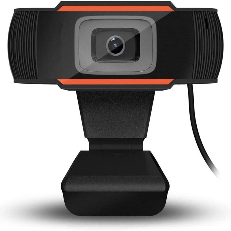 <span class=keywords><strong>Shenzhen</strong></span> Oem Kamera Web 720P Hd Konferensi Video Streaming H.264 Autofokus 180 Tripod Lebar Pc Komputer Webcam dengan Mikrofon