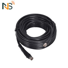 Hot Sales Coaxial Cable Factory Antenna Cable Low Loss F Connector RG 6 CE/RoHS Certification Low Loss Cable