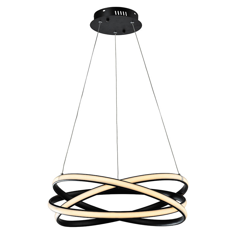 Line Style Modern European LED Pendant Light Chandelier Light