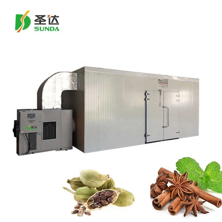 Fruits secs traitant la chaîne de production de fruits et légumes à laver et machine de séchage sous vide